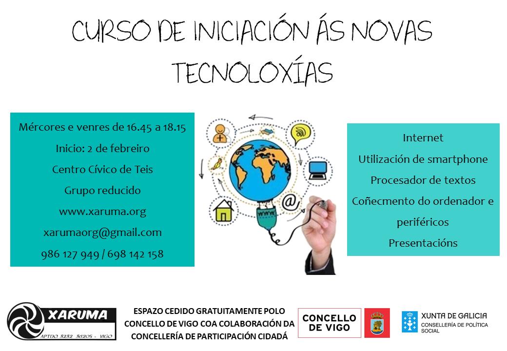 cartaz curso de informática